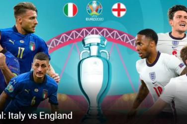Jalkapallo EM finaali 2020. Vedonlyönti ja vedonlyöntisivustot tahkoavat ennätyksiä!