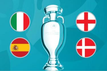 EM-Jalkapallo välierät 2021. Vedonlyöntisivustot tarjoavat varman Englanti voiton ja tiukan Italian voiton. Jalkapallo vedonlyönti tipsit.